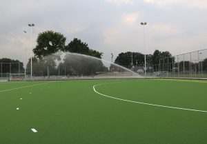 ccgrass artificial grass preferred supplier hockey field NETHERLANDS-de mezen field