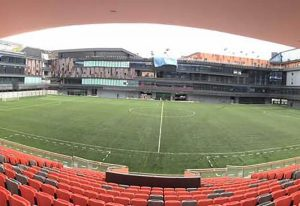 ccgrass Synthetic-turf-FIFA pro certificate field OUR TAMPINES HUB (SINGAPORE)