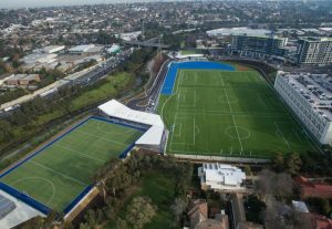 ccgrass artificial grass FIFA football field 1St Kevin's College – Tooronga Fields Sport Complex Field Australia