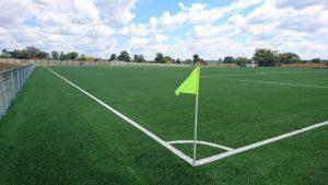 ccgrass Synthetic-turf-FIFA pro certificate field Zambia FA Luanshya Academy(Zambia)