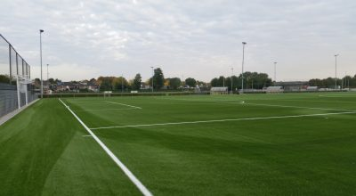 CCGrass Supplies New Football Pitch to Maastricht