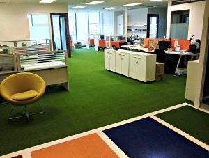 CCGrass-synthetic-turf-indoor multi sport field Thailand