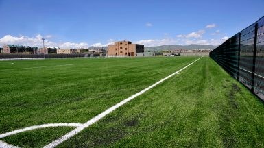 CCGrass synthetic turf surface-FOOTBALL ACADEMY - GYUMRI (ARMENIA)
