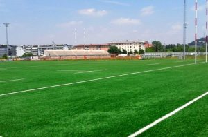ccgrass Artificial-turf-rugby field Stadio Rugby Via Baracca, Italy