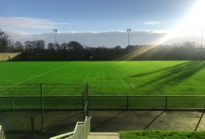 ccgrass Artificial-turf-rugby field Clongowes Wood College, Ireland