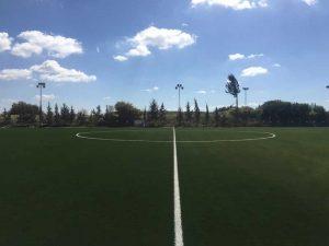 Artificial-grass-football FIFA pro field-Kerynia-Epistrofi-(Cyprus)