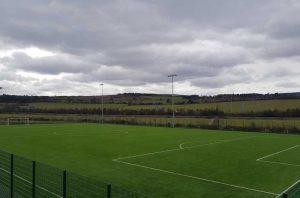 artificial grass factory Rugby turf field-Beckett Park, Ireland