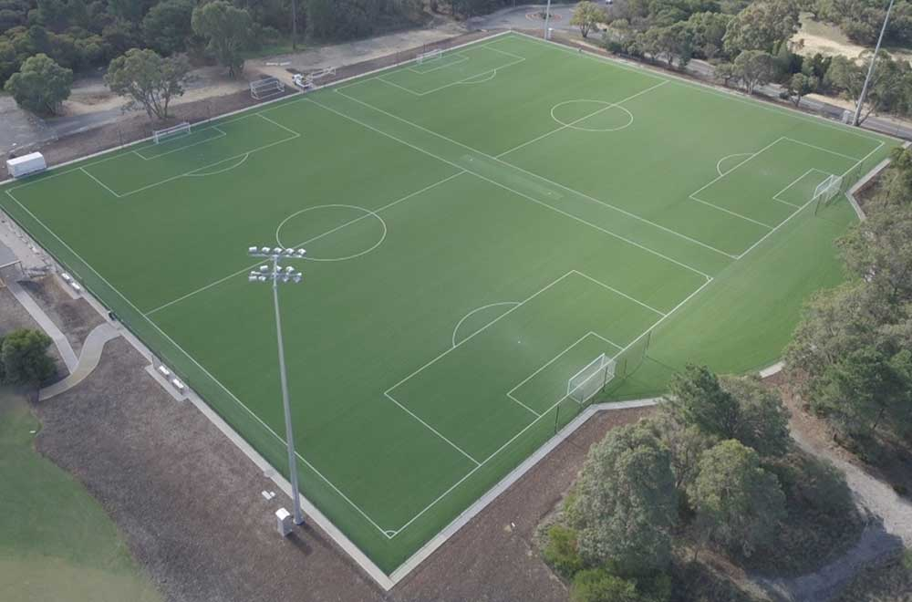 Murdoch University, Field No.1& No.2(Australia)