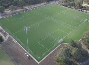 artificial grass Synthetic-turf-football field-Murdoch-University---Field-No.1(Australia)