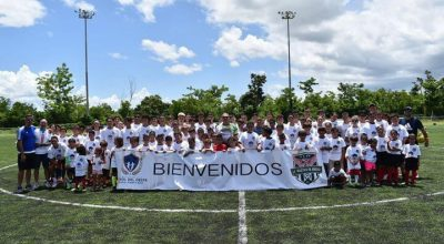 CCGrass completes FIFA Forward Project in Puerto Rico