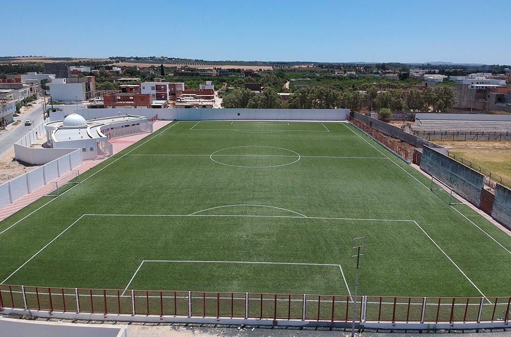 AMA-SAE-Stade municipal de BENI KHALED-Nabeul (Tunisia)