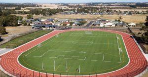 artificial grass factory synthetic turf multi sport field Australia