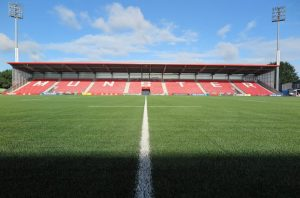 artificial grass field synthetic turf pitch Irish Independent Park
