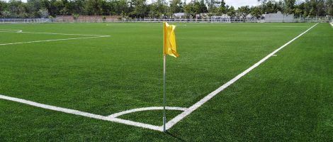 FIFA certified new concept field in Thailand