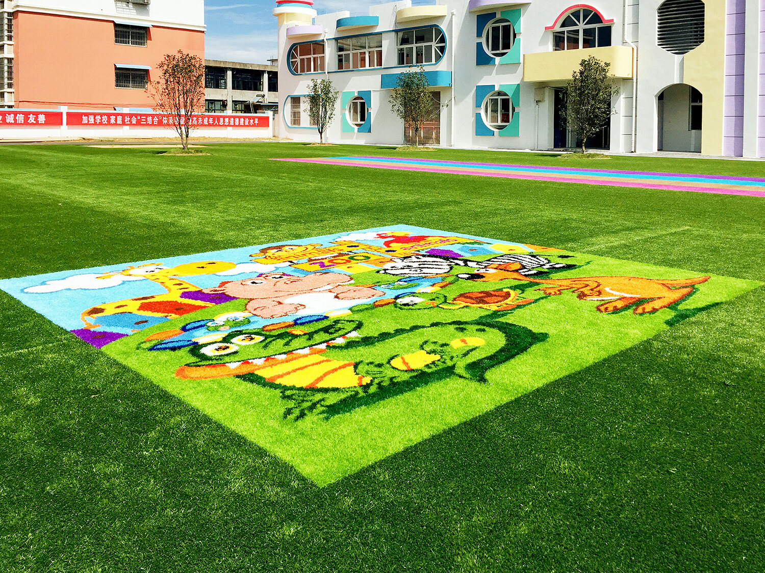 art grass-logo graphic name artificial grass field
