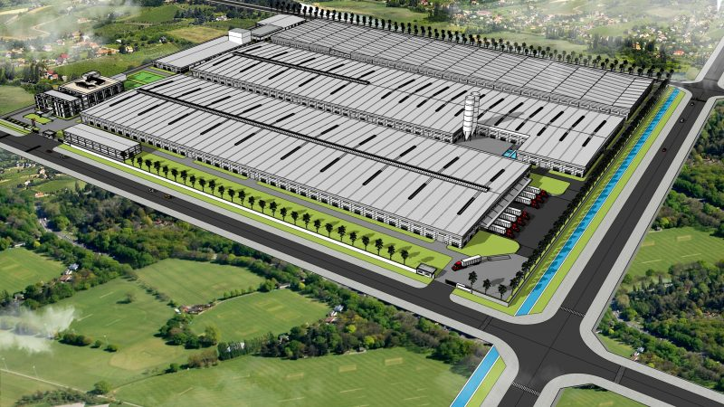 New CCGrass Vietnam factory increases dominant position in synthetic turf market