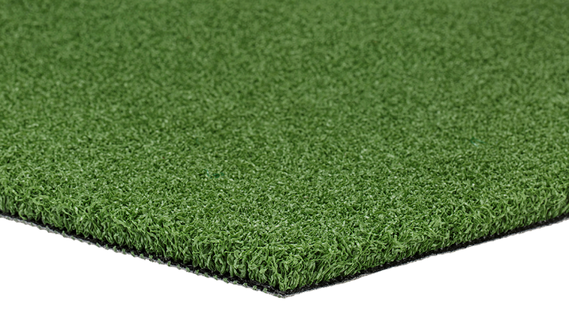 Types of artificial grass fibers for football field
