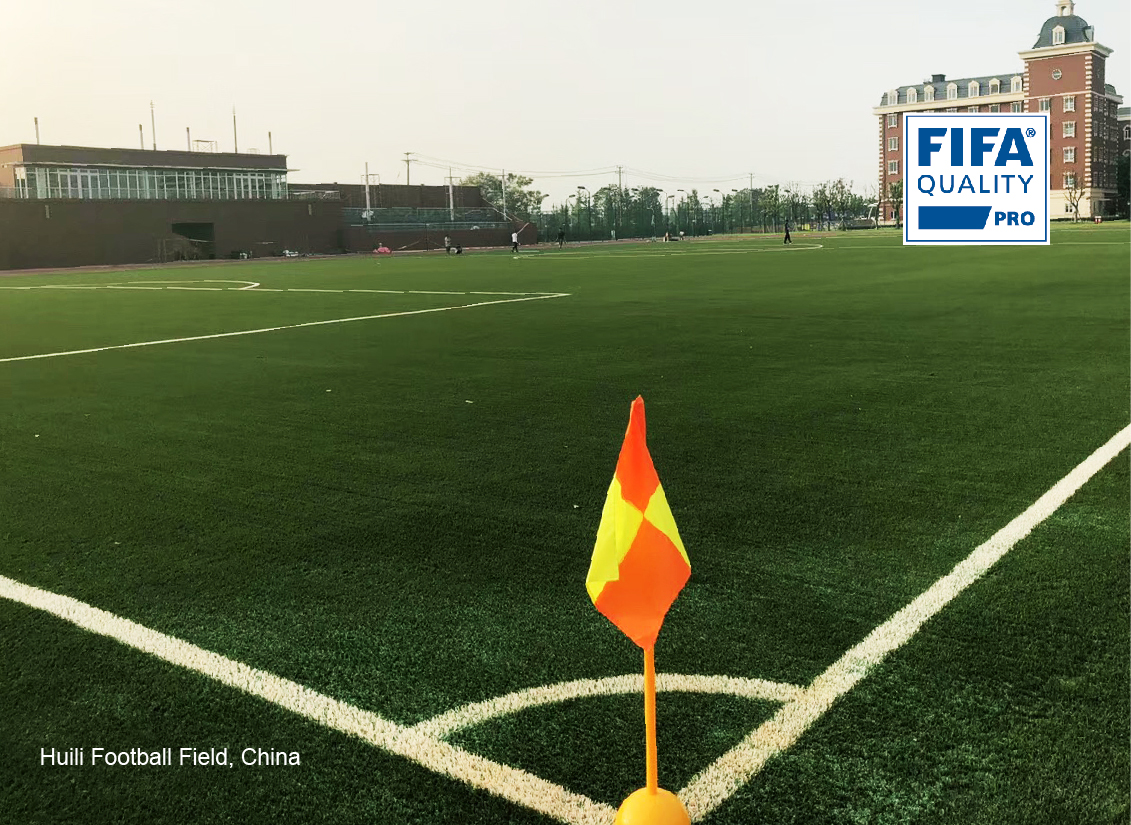 Huili Football Field, China