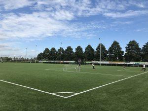 CCGrass artificial grass factory FIFA quality pro football field Sportpark Jo van Marle-ZAC-Netherlands