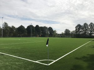 CCGrass artificial grass factory FIFA quality pro football field Sportpark Jo vanSportpark Vegtlust Field 2-Netherlands