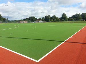 CCGrass hockey turf, Lord Wandsworth College, UK