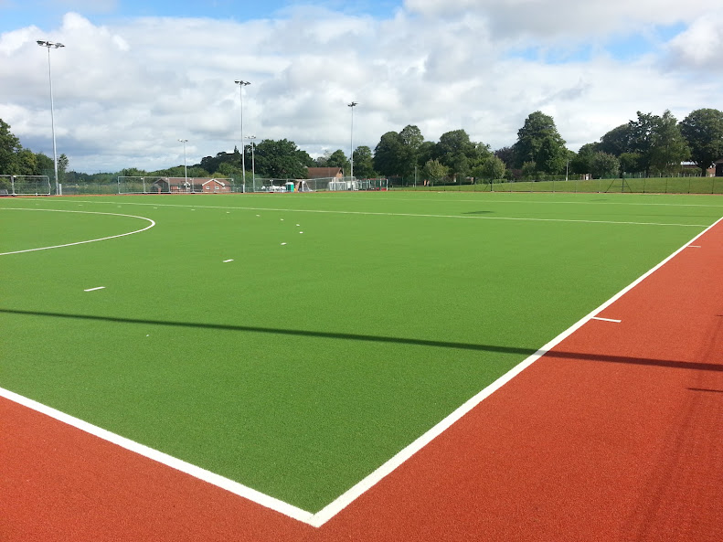 CCGrass hockey turf, Lord Wandsworth College, UK