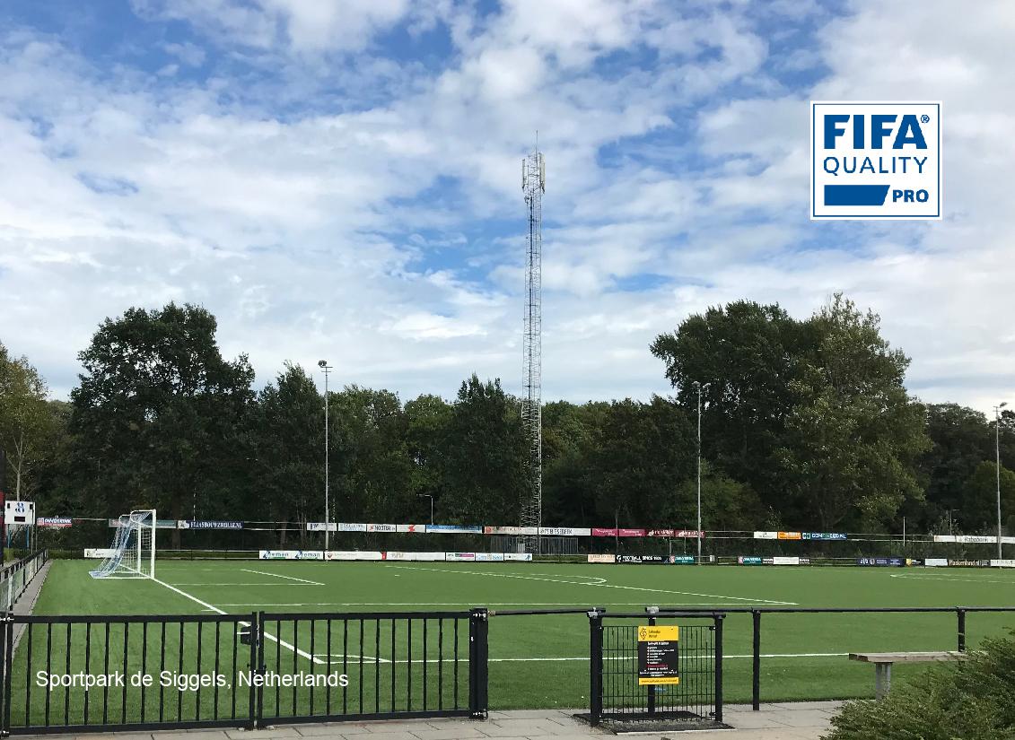 Sportpark de Siggels, Netherlands