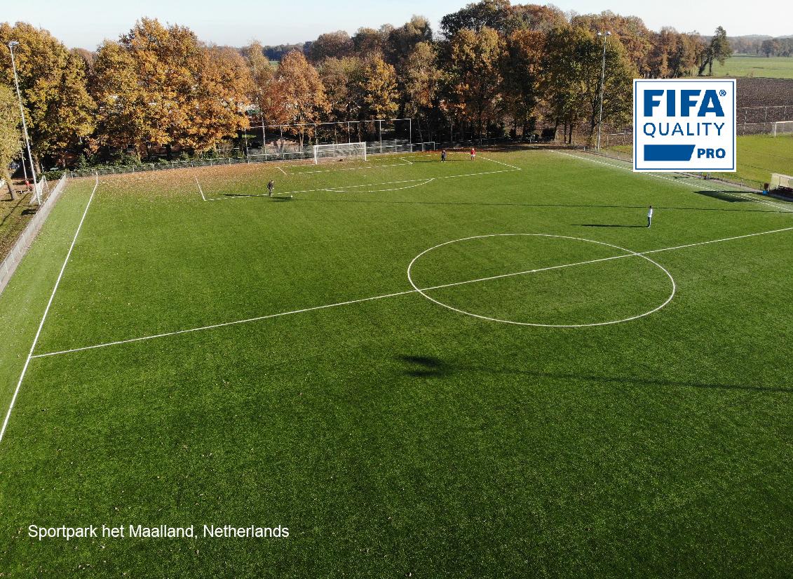 Sportpark het Maalland, Netherlands