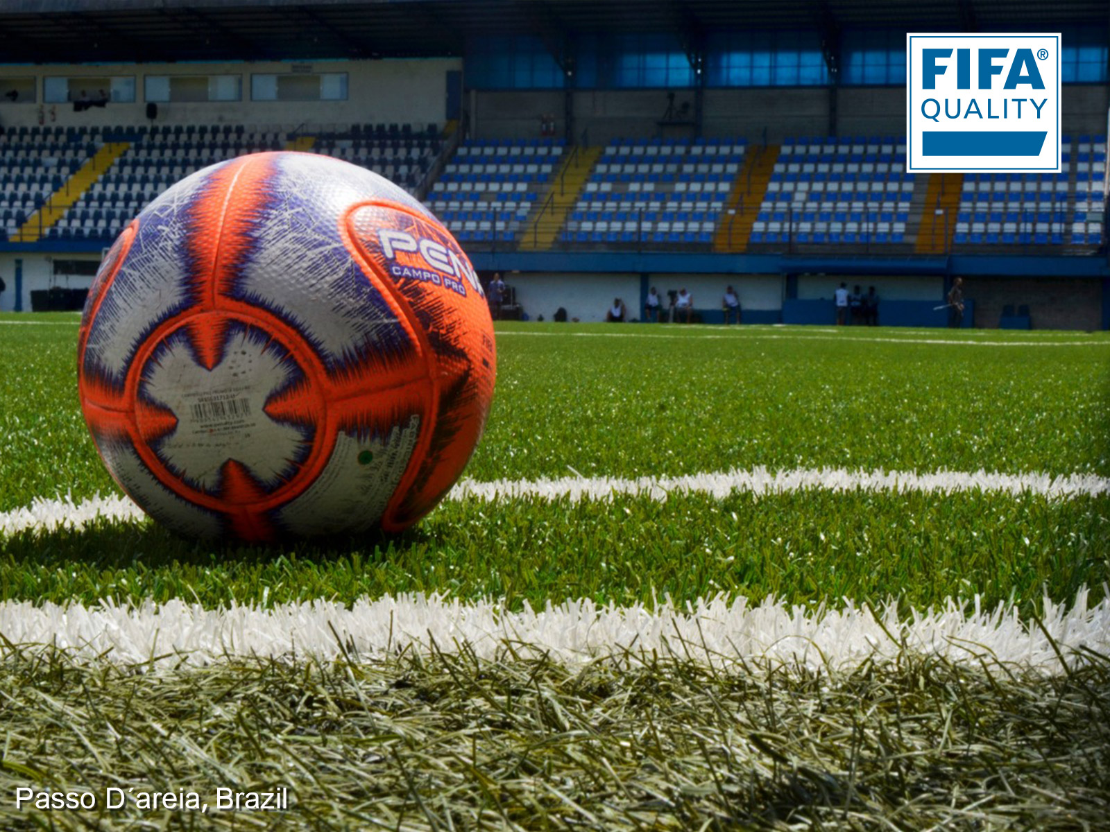CCGrass, football field, FIFA certified field