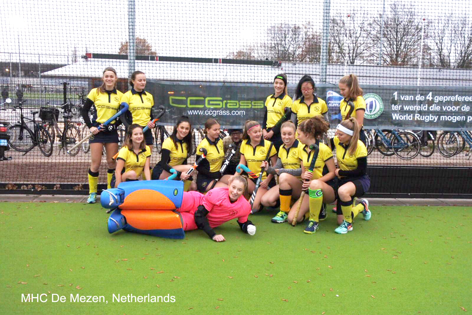 CCGrass hockey fields prove a winner in the Netherlands12