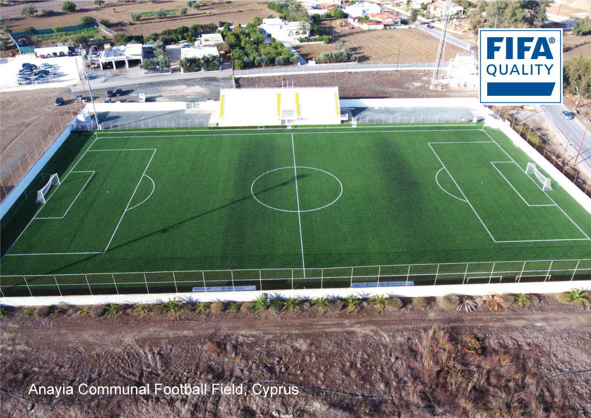 Anayia Communal Football Field, Cyprus