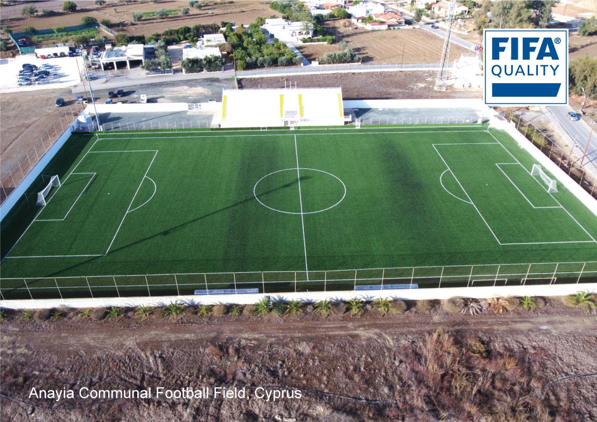 Anayia Communal Football Field, Cyprus