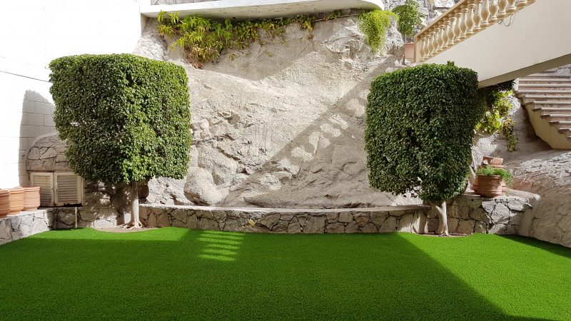 Artificial grass develops in Europe: favored by sports and landscape use