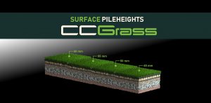 Surface pile height-CCGrass