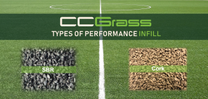 Types of performance infill-CCGrass