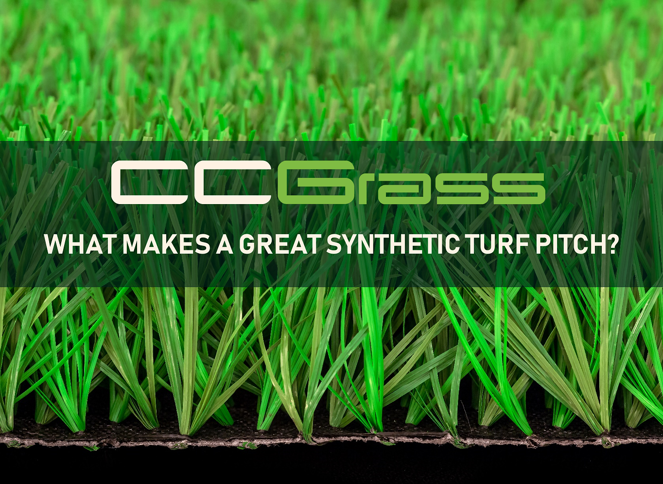 What makes a great synthetic perfect turf pitch-CCGrass