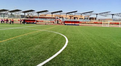 CCGrass supplies Superb pitch for the Evergrande Madrid Championship