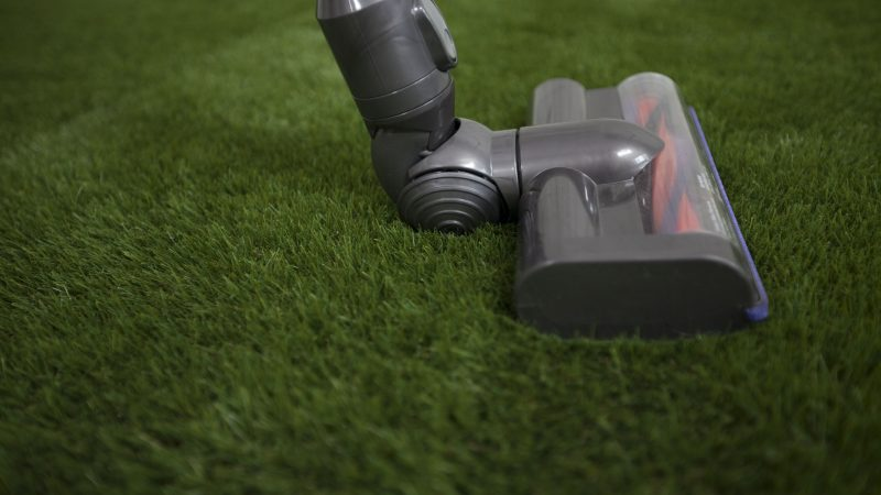 Cleaning Your Artificial Lawn