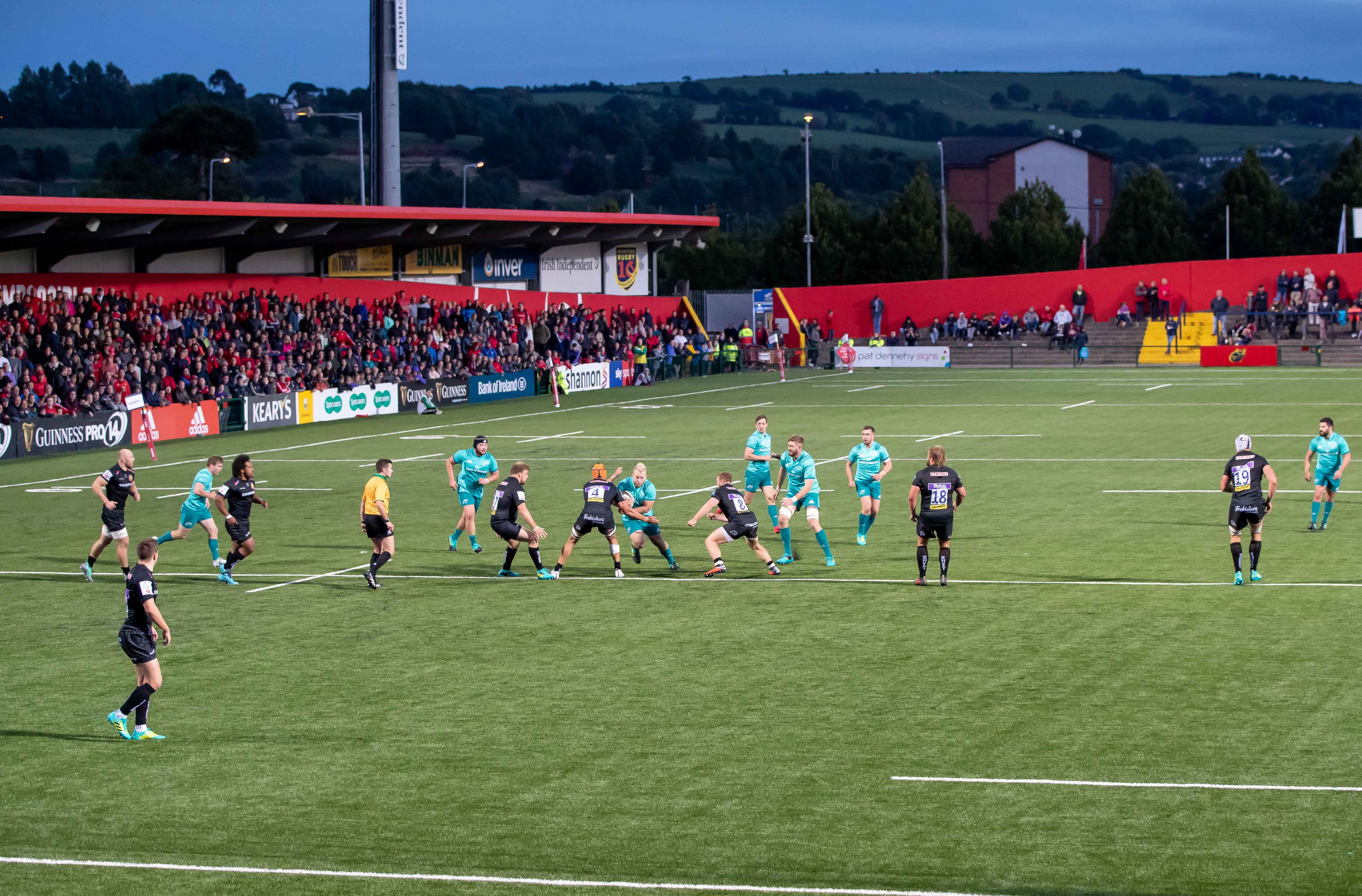 Keary's Renault Series, Irish Independent Park, Cork