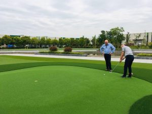 largest artificial grass factory