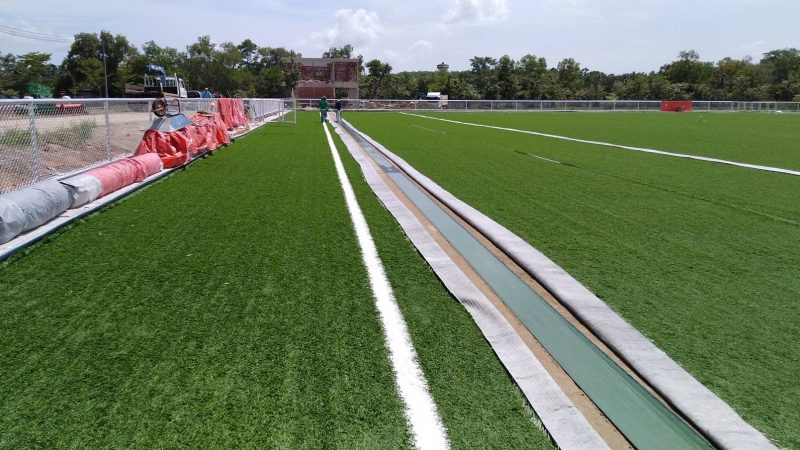 Avoid two misunderstandings of artificial turf installation