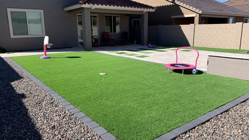 How to buy suitable artificial grass for your family?