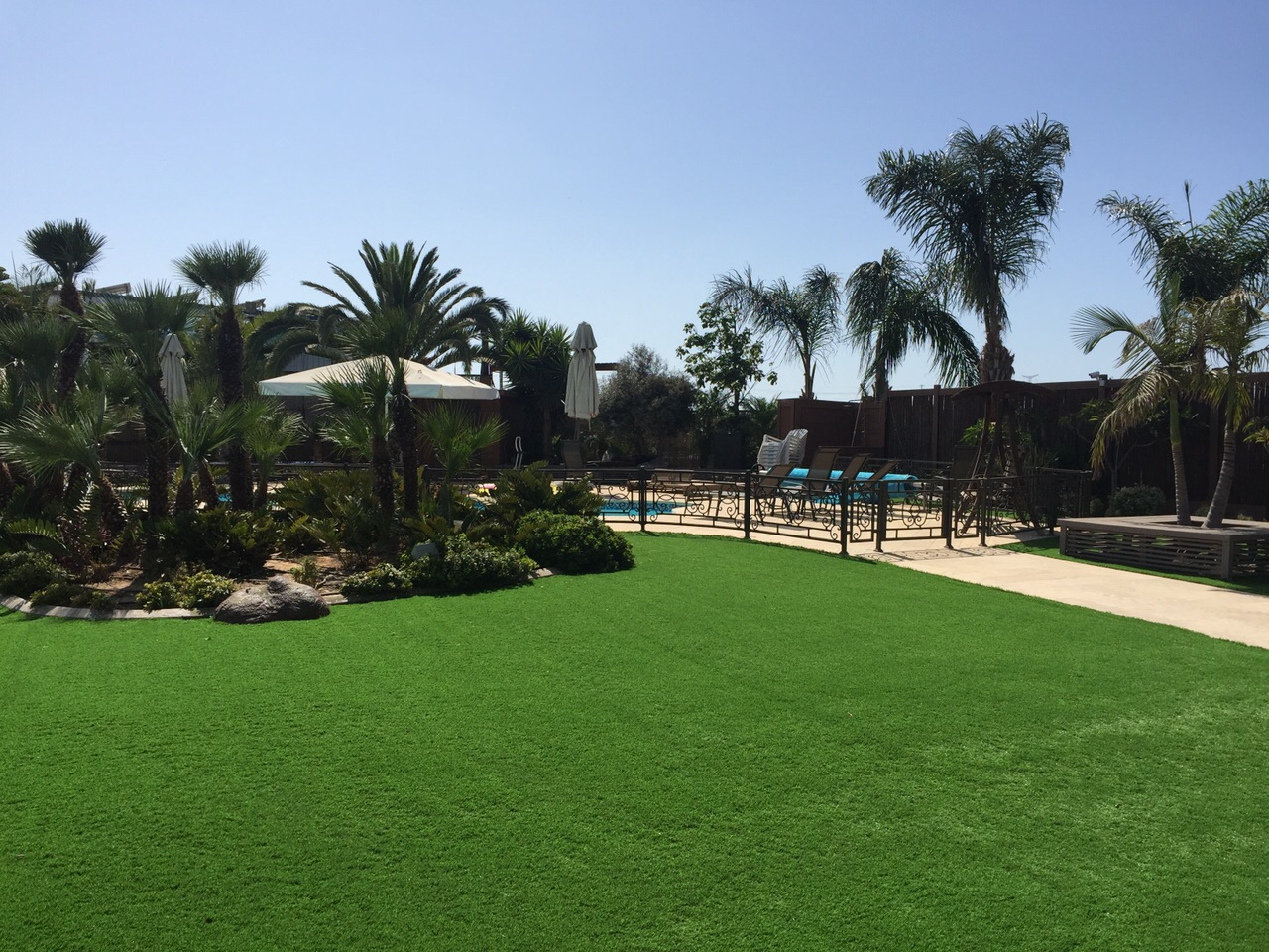 CCGrass Artificial grass for Middle East areas