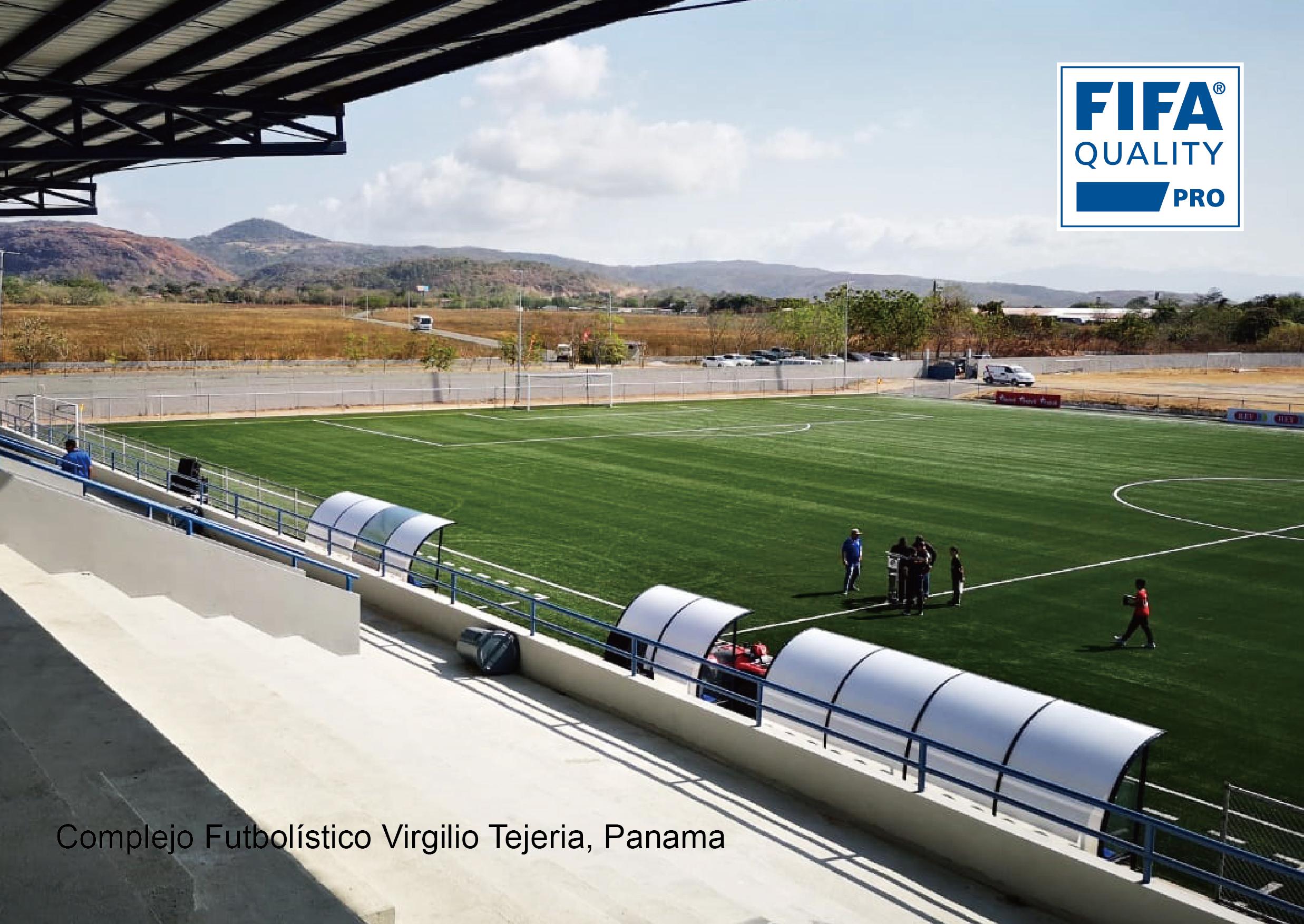 Complejo Futbolístico Virgilio Tejeria, Panama