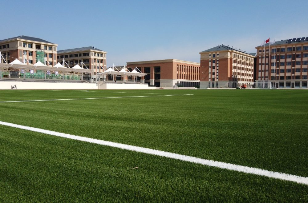 Qinhuai District Shiyang Road School Sports Field (China)