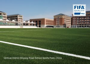 Qinhuai District Shiyang Road School Sports Field, China