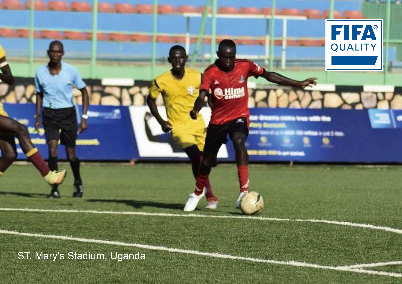 ST. Mary's Stadium, Uganda