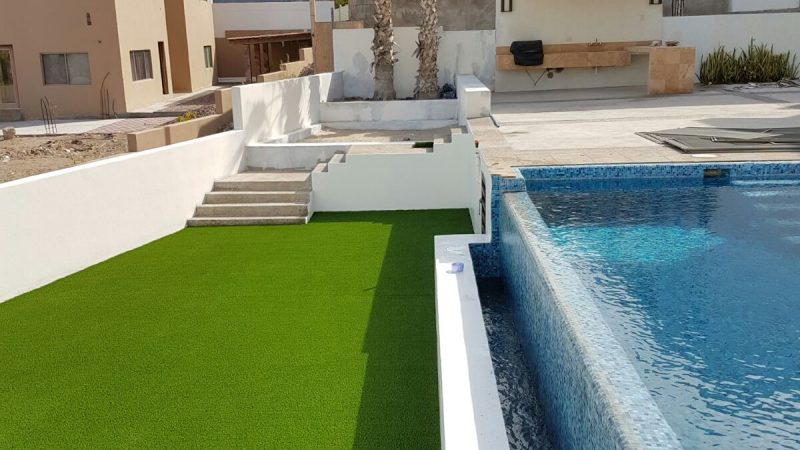 Commercial use of artificial grass receives favor