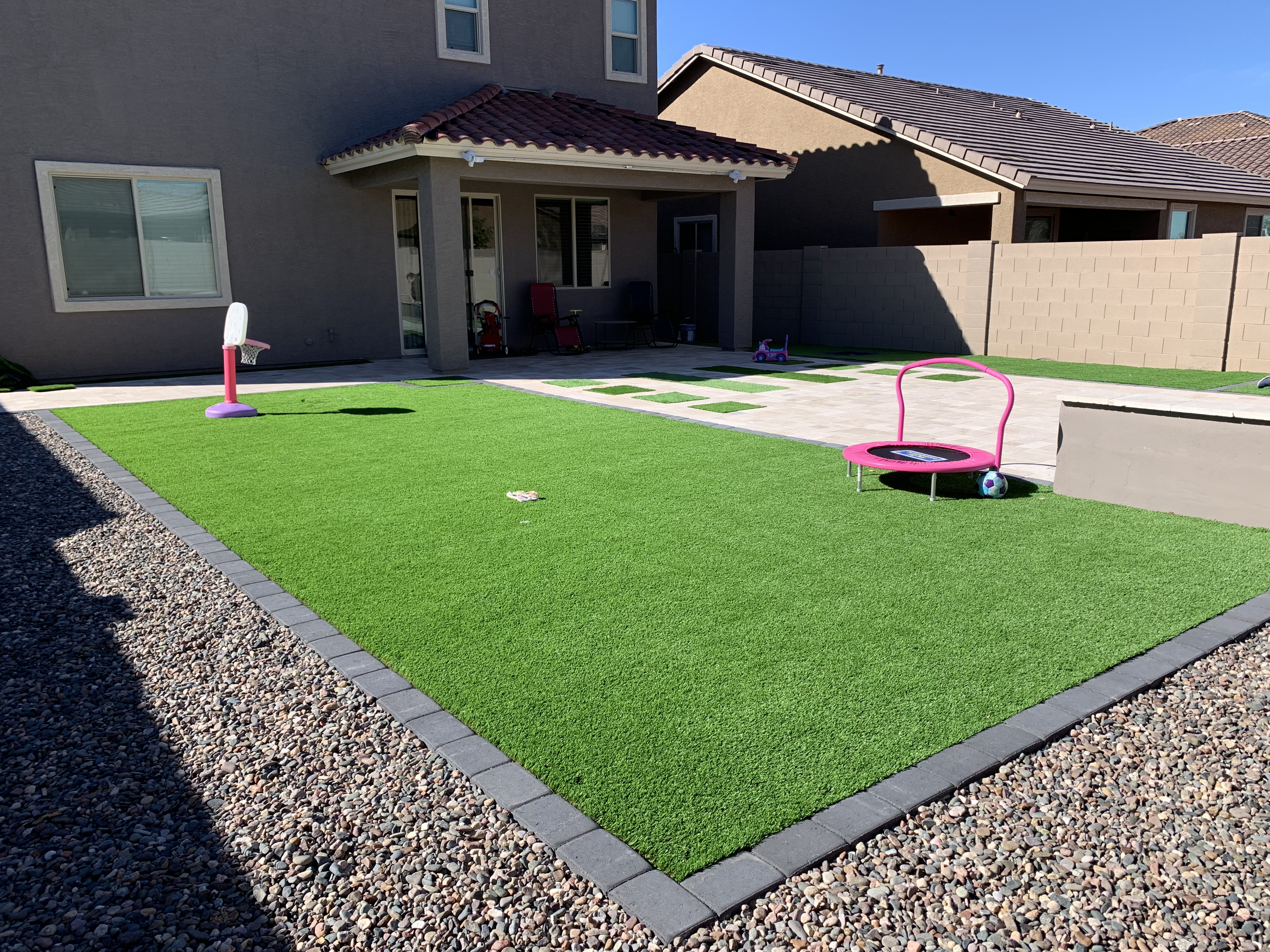 Synthetic turf is a smart invest on your backyard