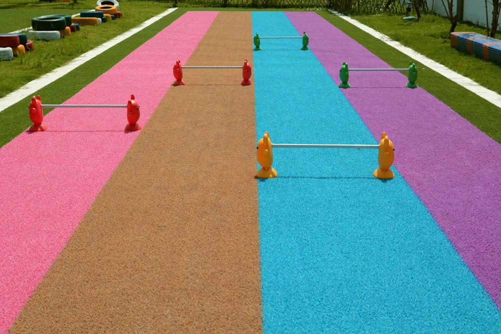CCGrass, artificial grass for kindergarten